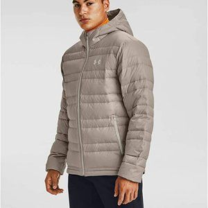 Armour 600 Down Hooded Jacket  Men's Large sample